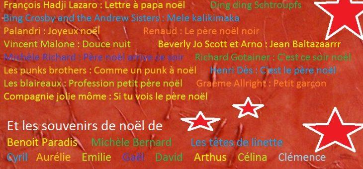 CHANSOMANIA, PODCAST DE NOYEL (ON DIT «NOËL, EN FAIT, SINON!!)