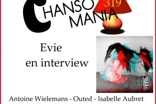 CHANSOMANIA 319, LE PODCAST
