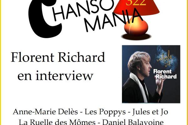 Chansomania #322-Le podcast