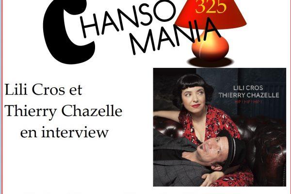 Chansomania 325, le podcast