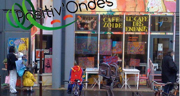 Positiv'Ondes au Café Zoïde – PODCAST